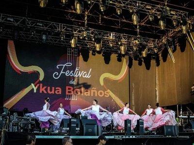 Caazapá: Miles disfrutaron en nueva edición de Festival Ykua Bolaños