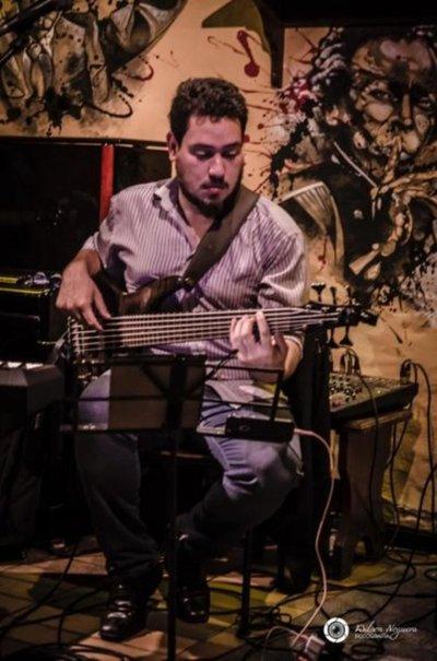 Juanpa Gimenéz presentará el Ariana Project