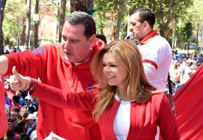 Imputan a Javier y a Sandra Zacarías por declaración falsa ante la CGR