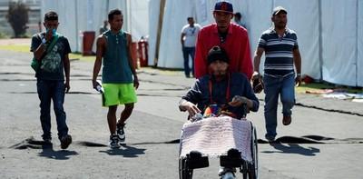 La Ciudad de México se prepara para recibir a 2.500 centroamericanos
