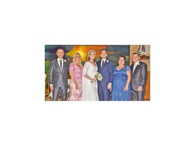 El casamiento Colombo-Britos