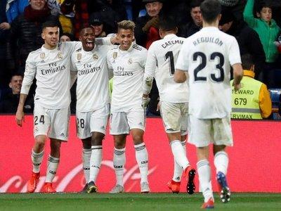 Real Madrid se engancha de nuevo a la Liga