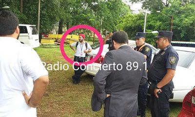 """Demoran al hijo de """"kelembú"""" al extraer documentos y equipos de la Junta Municipal"""