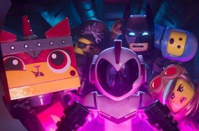 Terror y aventuras Lego en estrenos
