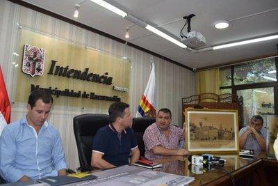 Ampliarán edificio municipal de Encarnación
