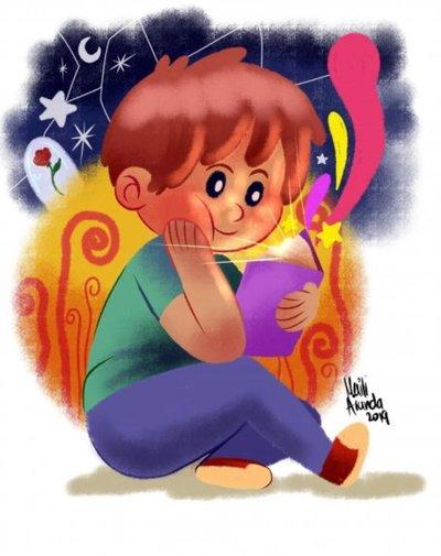 La lectura alimenta nuestras vidas; abrí un libro y dejá volar tu imaginación