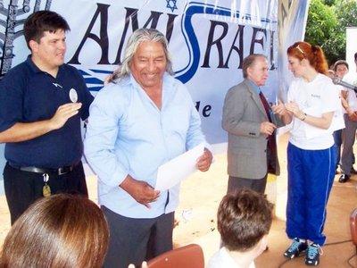 Falleció ayer el cacique maká Andrés Cheméi
