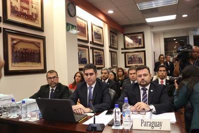 Unánime rechazo al papel de Coscia ante Corte IDH