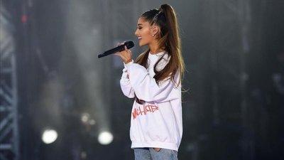 Ariana Grande gana el primer Grammy de su carrera