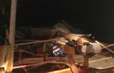 Heridos y daños materiales tras fuerte tormenta