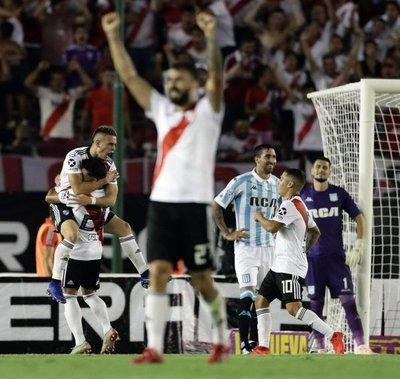 River Plate bajó al puntero