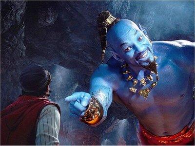 Aladdin, con el Genio Will Smith, estrena tráiler