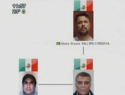 HOY / Los seis 'soldados' del Chapo Guzmán en Paraguay: ¿A cártel  de Sinaloa le apetece el país?
