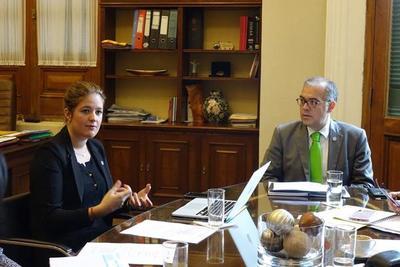 Avanzan las reuniones entre las instituciones responsables de la Política Energética de la República del Paraguay