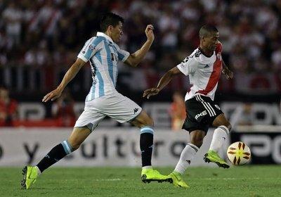 Corinthians-Racing, por Sudamericana