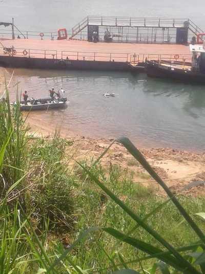Hallan flotando en el rio Paraná cadáver de un hombre que se habría ahogado