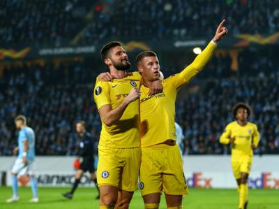 Chelsea saca ventaja en su visita al Malmö sueco