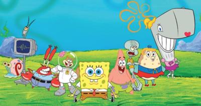 HOY / Los personajes de Bob Esponja tendrán sus propias series