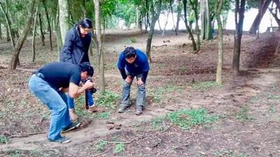 Concluyó relevamiento de sitios históricos en Ñeembucú