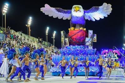 Hoy se desarrolla la cuarta noche del Carnaval Encarnaceno 2019