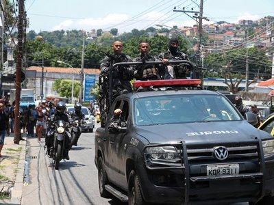 Brasil aprieta el cerco al PCC, el grupo criminal más poderoso del país