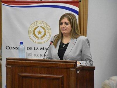 Sandra Quiñónez respalda a fiscales tras apoyo de Bacchetta a Ulises Quintana