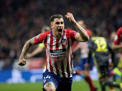 Los charrúas impulsan al Atlético frente a la Juve