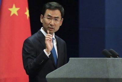 """China considera que la entrada de ayuda a Venezuela puede crear """"conflictos"""""""