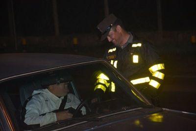 Demoran a más de 400 conductores alcoholizados