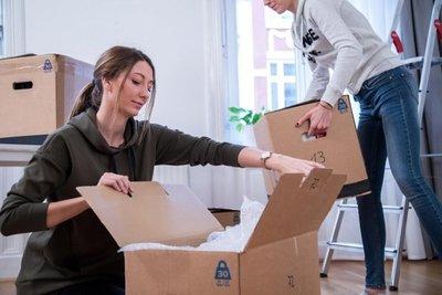 Mudanza: Consejos para empacar
