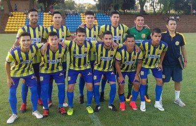 Capiatá, Luqueño y Nacional comandan la Sub 18