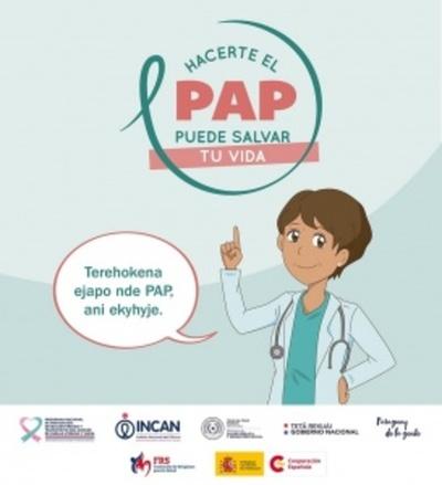 Salud lanza campaña contra el cáncer de cuello uterino