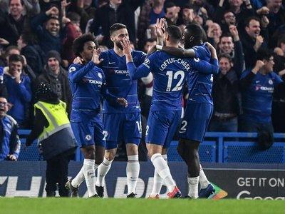 Chelsea dribla al Tottenham en la ausencia de Kepa