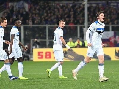 Muriel salva al Fiorentina ante el Atalanta y mantiene abierta la semifinal