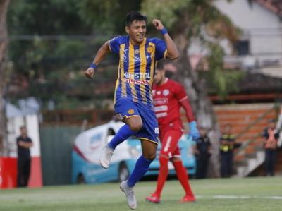 Sportivo Luqueño doblegó a Sol de América en Trinidad