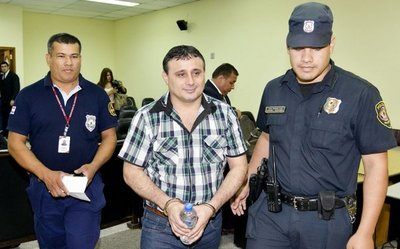 Neneco será juzgado por narcotráfico en Paraguay