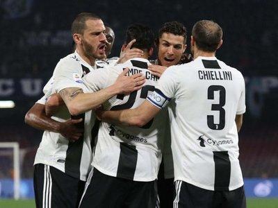 Juventus hunde al Napoli y da paso de gigante hacia Scudetto