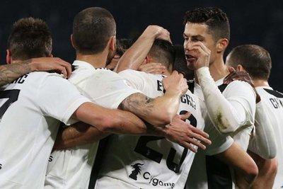 Juventus hunde al Nápoles en el San Paolo