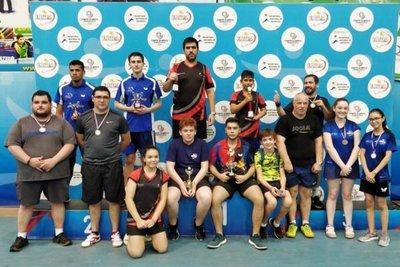 Surgen campeones en cita del Lapacho