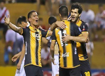 Guaraní luego de dos fechas volvió al triunfo