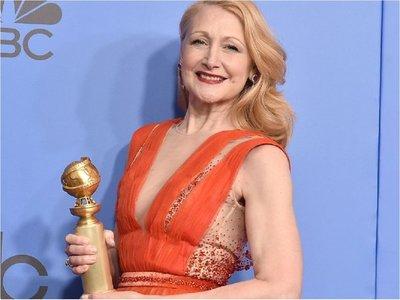 """Patricia Clarkson: """"Lo mejor de ser actriz es que mejoras con la edad"""""""