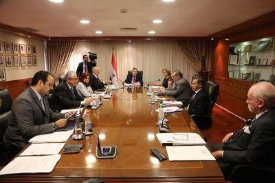 Pleno de la CSJ efectivizó suspensión de cinco jueces