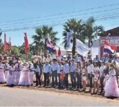 Piden presencia del Grupo Lince en Expo Curuguaty