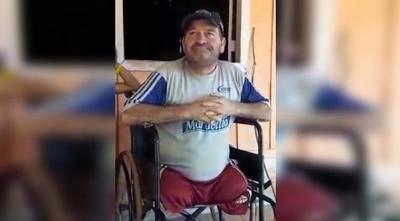 HOY / Excluyen de Tekoporâ a hombre con discapacidad por ser de Honor Colorado