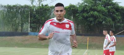 Enzo Villamayor es otro que se suma al plantel del 3 de Febrero