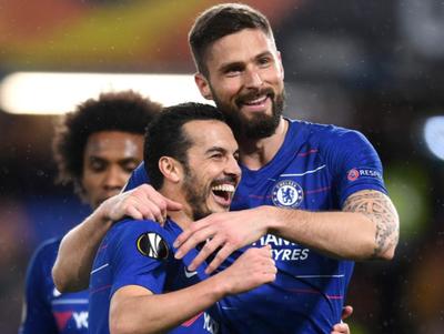 Chelsea golea al Dinamo Kiev en Londres y encamina su clasificación