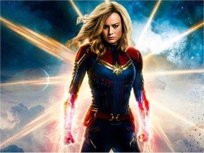 Capitana Marvel despega en los cines estadounidenses