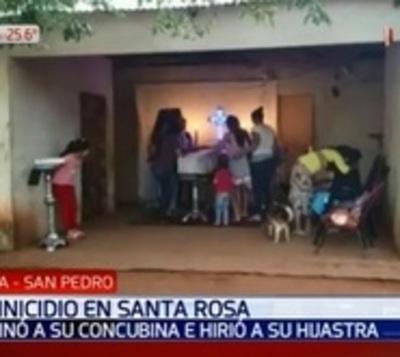 San Pedro: Capturan a hombre que habría asesinado a su concubina