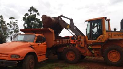 Avanza construcción de pasarela en Itapúa