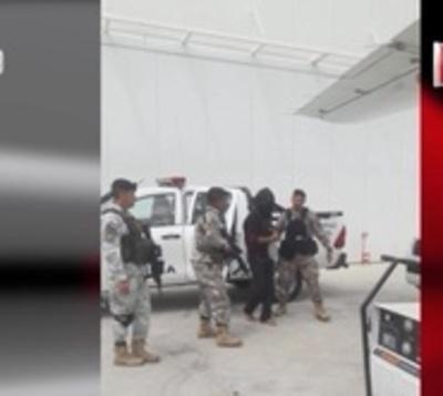 Sumarian a 4 policías por extorsionar a familiar de Matrix